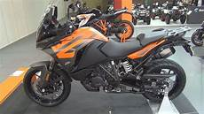1290 adventure s ktm 1290 adventure s orange 2019 exterior and
