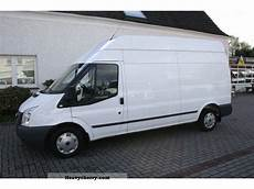 2010 Ford Transit Gross Vehicle Weight