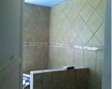 Bathroom Designs Using Tile by Shower Design Using 12x12 Tiles From Lowes Shower
