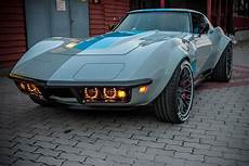 C3 Corvette With A C6 Powertrain Engineswapdepot