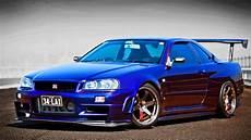 Nissan Skyline Gt R R34 Most Powerful Engine Car Weneedfun