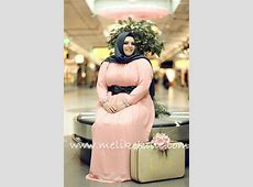 Hijab Fashion For Plus Size Women   HijabiWorld