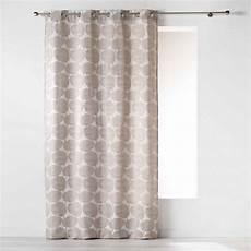 gardinen beige vorhang 140 x 260 cm elina beige gardinen vorh 228 nge