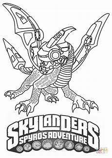 dino rang skylander coloring pages 16860 ausmalbild skylanders spyro s adventure drobot ausmalbilder kostenlos zum ausdrucken