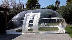 abri de piscine gonflable dome gonflable avec usage