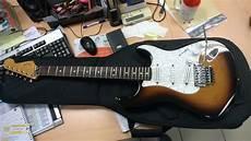 Dave Murray Stratocaster 2015 Fender Audiofanzine