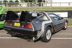 The Story Of Stainless Steel DeLorean DMC 12  Best Movie Cars