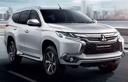 Rumour New Gen Mitsubishi Pajero Sport India Launch In