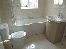 New Bathroom Ideas Uk by Bathroom With New Shower Bath And Travistock Basin