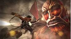 Attack On Titan Attack On Titan Wings Of Freedom Review Trusted Reviews