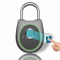 Bakeey Smart Fingerprint Door Lock Padlock bakeey smart fingerprint door lock padlock usb charging