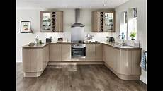 clerkenwell gloss stone contemporary kitchen youtube