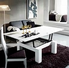 petites tables de salon innovation table de salon relevable