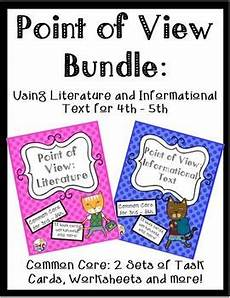 grammar worksheets consistent point of view 24725 lots of focused point of view practice for 4th and 5th graders in this 94 page bundle both