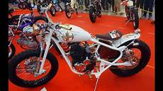 Scorpio Modif Harley by Modifikasi Yamaha Scorpio Custom Chopper Japanese Style