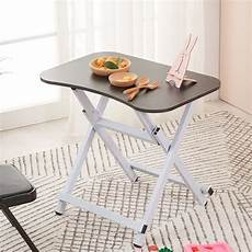 small apartment with foldaway folding table household small apartment small table simple