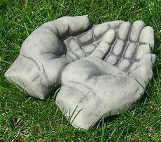 hände aus beton beton zement steingu 223 skulptur h 228 nde offen gartendeko