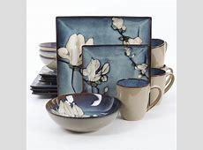 Gibson 16 Pc. Bloomsbury Dinnerware Set