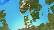 Norwegen Eine Rundreise Mit Auto Und Caravan
