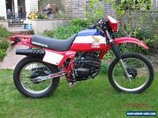honda xl 250 dakar for sale in the united kingdom