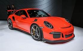 2016 Porsche 911 GT3 RS Photos And Info – News Car