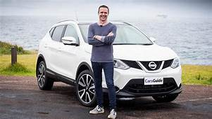 Nissan Qashqai Ti 2017 Review  Road Test Video CarsGuide