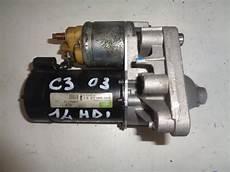 demarreur c3 diesel demarreur citroen c3 phase 1 diesel