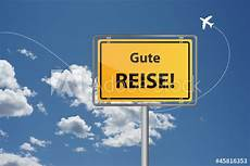 Quot Gute Reise Quot Stock Photo And Royalty Free Images On