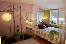 Kinderzimmer Deko Mädchen - schlafzimmer m 228 dchen deko ideen rosa wand birken