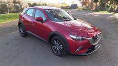 Brand New Facelift 2017 Mazda Cx 3 Gsx Presentation Soul