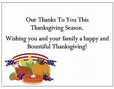 thank you card template for employees thanksgiving quotes for employees quotesgram