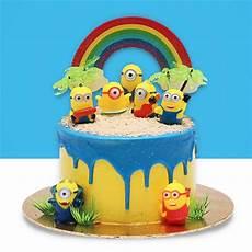 minion design cake junandus