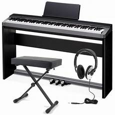 Disc Casio Privia Px 130 Digital Piano With Stand Bench