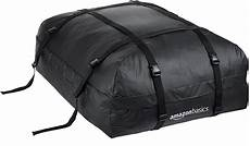 com amazonbasics rooftop cargo carrier bag black 15 cu ft automotive