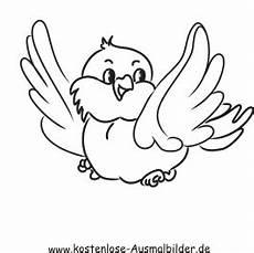 ausmalbilder kleiner vogel tiere zum ausmalen