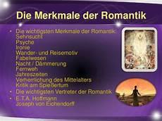 literatur der romantik die romantik