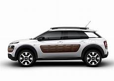 Citroen C4 Cactus Uk Pricing And Specifications