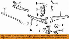 ford f 350 front strut diagram ford oem 05 07 f 350 duty front suspension coil 4c3z5310fa ebay