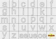 erstaunlich alphabet buchstaben vorlagen abbildung