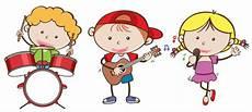Bambini Che Giocano Diversi Strumenti Musicali Scaricare