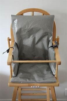 coussin de chaise haute monsieur croco