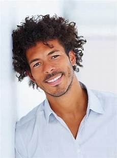 haircuts for black men with curly hair the best mens