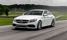 2015 mercedes amg c63 s sedan tested review car and driver