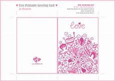 card template printable printable greeting card xmasblor