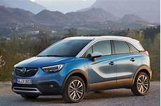 Opel Suv 2018 - 2018 opel crossland x cars with the bold design the