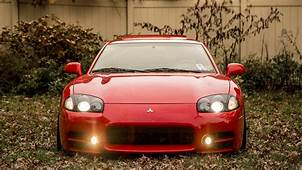 1998 Mitsubishi 3000GT Wallpapers & HD Images  WSupercars
