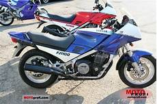 Yamaha Fj 1100 1985 Specs And Photos