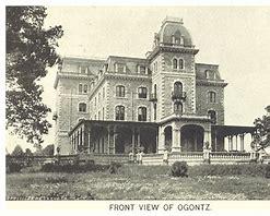 Image result for ogontz house 1950