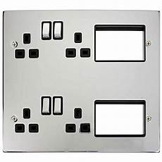 Tv Plate Buy Audio Wall Plates For Av Systems At Specialist Nexxia