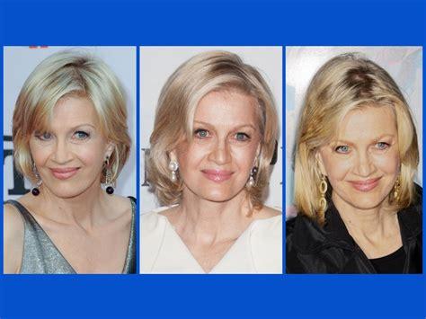 Diane Sawyer Hairstyles
